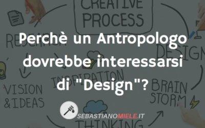 Antropologia e Design: quali affinità?