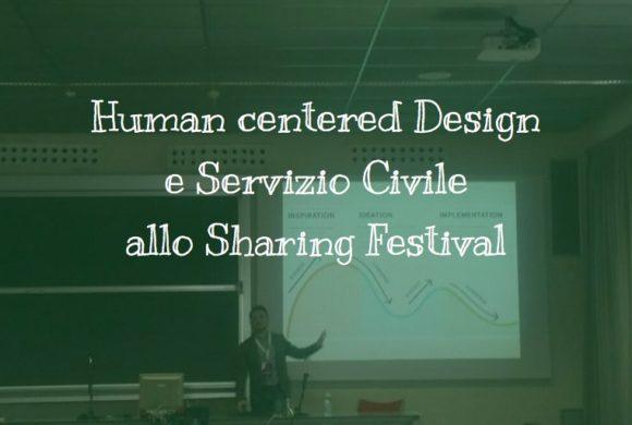 Human-centered Design e Servizio Civile al Ferrara Sharing Festival