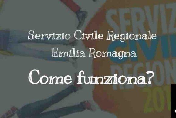 Servizio Civile Regionale in Emilia-Romagna. Come funziona?