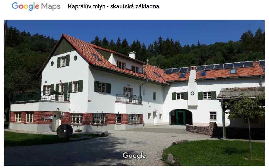 Kapraluv Mlyn, Ochoz u Brna, Czech Republic