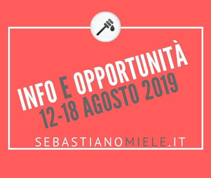 newsletter sebastianomiele.it